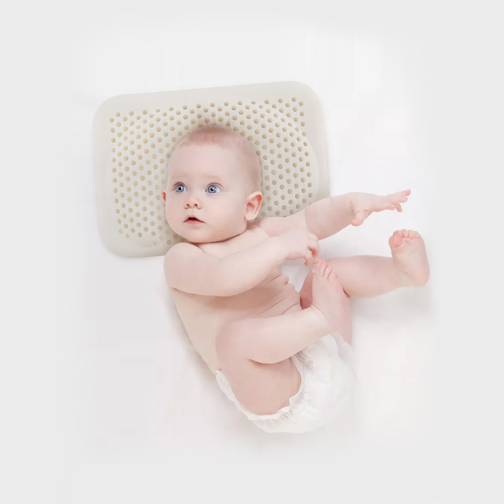 best baby latex pillow