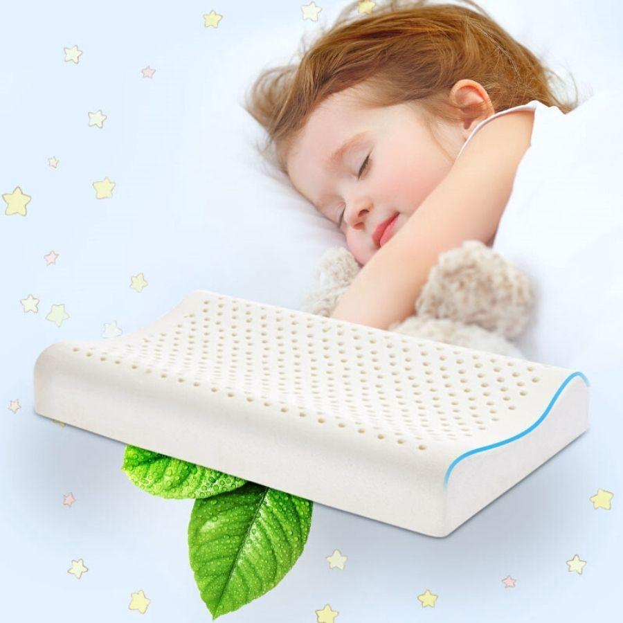best kids latex pillow