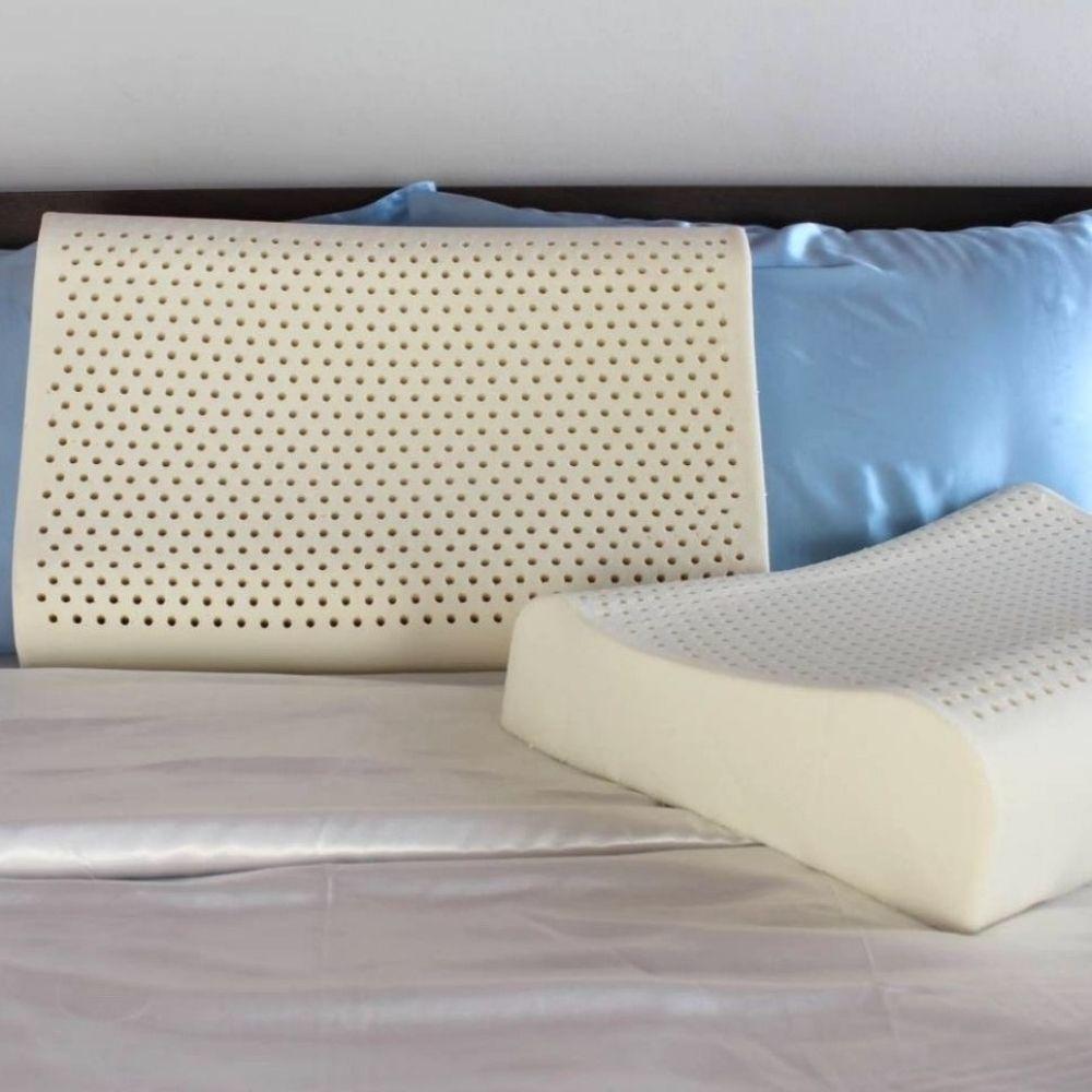 buy latex contour pillow online sale